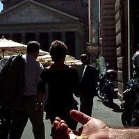 Povertà a Roma
