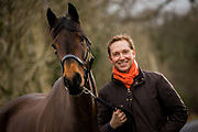 Dr. Heinrich Anhold, CEO of Sligo based equine blood test company StableLab.<br /> Photo: James Connolly<br /> 22JAN18