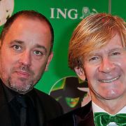 NLD/Scheveningen/20111106 - Premiere musical Wicked, Addy van den Krommenacker en partner Bas Meulenbroek