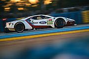 June 10-16, 2019: 24 hours of Le Mans. 69 FORD CHIP GANASSI TEAM USA, FORD GT, Scott DIXON, Richard WESTBROOK,  Ryan BRISCOE