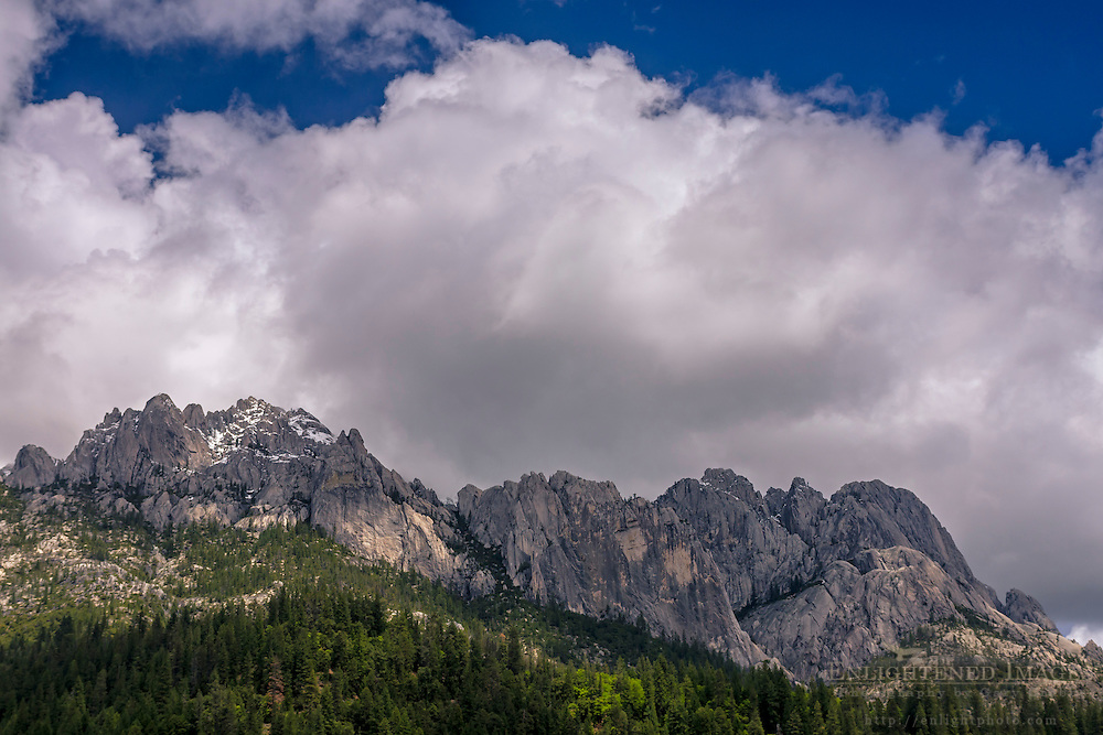 Castle Crags, Shasta County, California