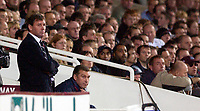 Photo: Daniel Hambury.<br />West Ham Utd v West Bromwich Albion. The Barclays Premiership. 05/11/2005.<br />West Brom's manager Brian Robson looks on.