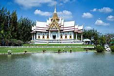 Wat Luang Phor Toh, Korat, Thailand.