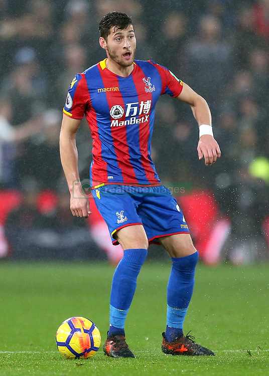Joel Ward, Crystal Palace