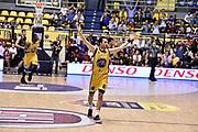 Vujacic Aleksander<br /> FIAT Torino - Dolomiti Energia Trentino<br /> Lega Basket Serie A 2017-2018<br /> Torino 29/04/2018<br /> Foto M.Matta/Ciamillo & Castoria