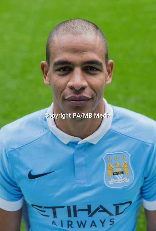 Manchester City's Fernando