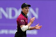 Tom Abell of Somerset during the Royal London 1 Day Cup Final match between Somerset County Cricket Club and Hampshire County Cricket Club at Lord's Cricket Ground, St John's Wood, United Kingdom on 25 May 2019.