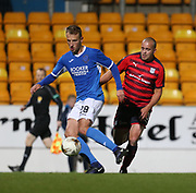 06/10/2017 - St Johnstone v Dundee - Dave Mackay testimonial at McDiarmid Park, Perth, Picture by David Young - Steven Milne