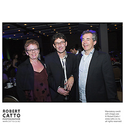 Philippa Campbell;Mladen Ivancic;Tim White at the Spada Conference 06 at the Hyatt Regency Hotel, Auckland, New Zealand.<br />