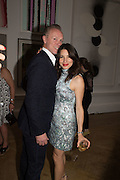 GARY KEMP; LAUREN KEMP, Royal Academy Summer exhibition party. Piccadilly. 7 June 2016