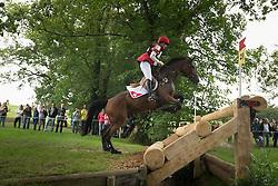 Ben Vogg, (SUI), Noe Des Vatys - Eventing Cross Country test- Alltech FEI World Equestrian Games™ 2014 - Normandy, France.<br /> © Hippo Foto Team - Dirk Caremans<br /> 30/08/14