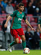 FOOTBALL: Nemanja Pejčinović (Lokomotiv Moskva) during the UEFA Europa League Group F match between FC København and FC Lokomotiv Moskva at Parken Stadium, Copenhagen, Denmark on September 14, 2017. Photo: Claus Birch
