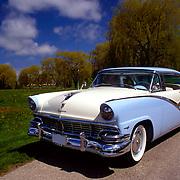 1956 Ford Victoria 2 Door