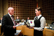 Aalborg Haandværkerforening, Laug, Aalborg Kommune m.m. uddeler legater i Byrådssalen.Foto: © Michael Bo Rasmussen / Baghuset. Dato: 15.05.12