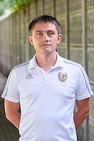 2016.07.27 Wroclaw<br /> Pilka nozna Sesja zdjeciowa Slask Wroclaw sezon 2016/2017<br /> N/z glowka portret Mariusz Rumak<br /> Foto Pawel Andrachiewicz / PressFocus<br /> <br /> 2016.07.27 Wroclaw<br /> Football Photo Session season 2016/2017<br /> head Mariusz Rumak<br /> Credit: Pawel Andrachiewicz / PressFocus