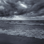 """Feel the Earth Move"" mono<br />