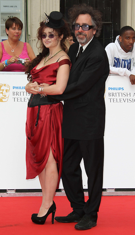 Helena Bonham Carter; Tim Burton Philips British Academy Television Awards held at the London Palladium, London, UK, 06 June 2010. For piQtured Sales contact: Ian@piqtured.com Tel: +44(0)791 626 2580 (Picture by Richard Goldschmidt/Piqtured)