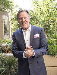 September 28, 2017 - Hollywood, California, U.S. - Don Johnson promotes 'Brawl in Cell Block 99.' Donald Wayne Johnson (born December 15, 1949) is an American actor, producer, director, singer, and songwriter. He played the role of James 'Sonny' Crockett in the 1980s television series Miami Vice and had the eponymous lead role in the 1990s cop series Nash Bridges. Johnson is a Golden Globe–winning actor for his role in Miami Vice, the American Power Boat Association's 1988 World Champion of the Offshore World Cup, and has received a star on the Hollywood Walk of Fame. (Credit Image: © Armando Gallo via ZUMA Studio)