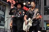 MONTGOMERY GENTRY @ FOX & FRIENDS 2012