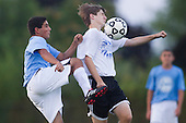 Gloucester County Summer Soccer League: St Augustine Prep B vs Williamstown B - July 11th 2012