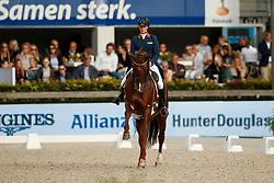 Witte-Vrees Madeleine, NED, Cennin<br /> CHIO Rotterdam 2018<br /> © Hippo Foto - Dirk Caremans<br /> 23/06/2018