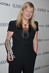 SARAH BURTON at the Glamour Women of The Year Awards 2011 held in Berkeley Square, London W1 on 7th June 2011.