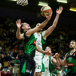 20181215: SLO, Basketball - ABA League 2018/19, KK Petrol Olimpija vs KK Krka