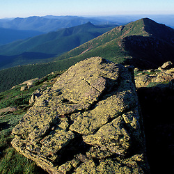 Mt. Lafayette. Franconia Ridge. Appalachian Trail.  White Mountain N.F., NH
