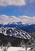 Vail Ski Area & Mount of the Holy Cross, Colorado