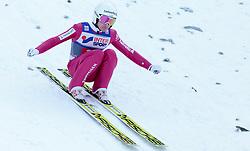 03.01.2016, Bergisel Schanze, Innsbruck, AUT, FIS Weltcup Ski Sprung, Vierschanzentournee, Bewerb, im Bild Simon Ammann (SUI) // Simon Ammann of Switzerland during his Competition Jump of Four Hills Tournament of FIS Ski Jumping World Cup at the Bergisel Schanze, Innsbruck, Austria on 2016/01/03. EXPA Pictures © 2016, PhotoCredit: EXPA/ JFK