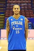 12-03-2011 MILANO ALL STAR GAME 2011 NAZIONALE ITALIANA<br /> IN FOTO: DANIEL HACKETT<br /> FOTO CIAMILLO