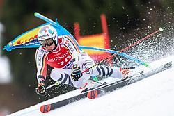 02.02.2020, Kandahar, Garmisch, GER, FIS Weltcup Ski Alpin, Riesenslalom, Herren, 1. Lauf, im Bild Stefan Luitz (GER) // Stefan Luitz of Germany in action during his 1st run of men's Giant Slalom of FIS ski alpine world cup at the Kandahar in Garmisch, Germany on 2020/02/02. EXPA Pictures © 2020, PhotoCredit: EXPA/ Johann Groder