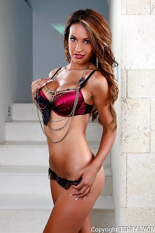 Jacinta Rokich Playboy USA,  Luxury house shoot.