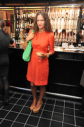 LULU KENNEDY at a brunch hosted by Zac Posen to launch the Belvedere Bloody Mary Brunch held at Le Caprice, 25 Arlington Street, London on 7th April 2011.