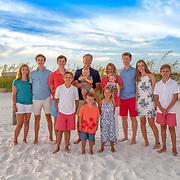 Scholten Family Beach Photos