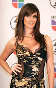 Paz Vega poses in the press room at the 7th Annual Latin Grammy Awards at Madison Square Garden  on Thursday, November 2, 2006 in New York.