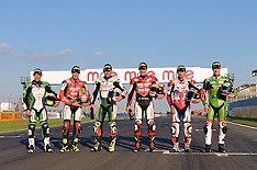 R9 MCE British Superbikes Donington Park - 2014
