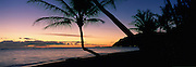 Sunrise, Windward Oahu, Oahu, Hawaii, USA<br />