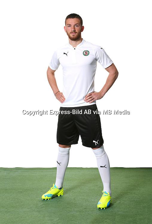 Brendan Hines-ike<br /> Helfigur<br /> @Leverans<br /> Allsvenskan 2016<br /> Fotboll