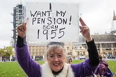 2019-11-05 WASPI protest