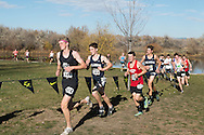 Nike Cross Regionals Northwest, November 12, 2016 at Eagle Island State Park, Eagle, Idaho.