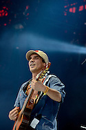 05.07.2014. Roskilde, Denmark.Manu Chao performs live at the Orange stage at Roskilde Festival 2014.Photo: © Ricardo Ramirez