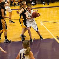 1-20-14 Berryville Jr High Girls - 2nd Game