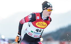 19.12.2015, Nordische Arena, Ramsau, AUT, FIS Weltcup Nordische Kombination, Langlauf, im Bild Paul Gerstgraser (AUT) // Paul Gerstgraser of Austria during Cross Country Competition of FIS Nordic Combined World Cup, at the Nordic Arena in Ramsau, Austria on 2015/12/19. EXPA Pictures © 2015, PhotoCredit: EXPA/ JFK