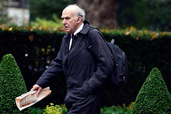 © Licensed to London News Pictures. 23/10/2012. Westminster, UK Business Secretary Vince Cable. Ministers attend a Cabinet Meeting in 10 Downing Street today 23 October 2012. Photo credit : Stephen Simpson/LNP