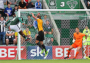 Plymouth Argyle v Southend United 300814