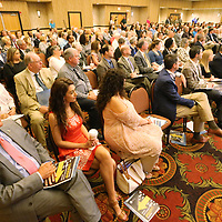 Citizens from all over Northeast Mississippi filled the BancorpSouth Conference Center Thursday morning to hear this year's CREATE State of the Region.