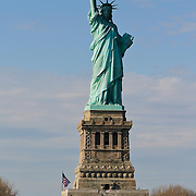 USA/New Yok/20120301 - New York, vrijheidsbeeld