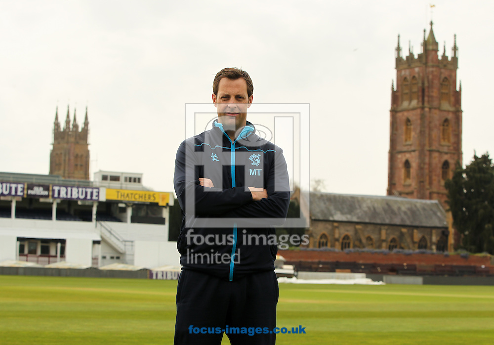 x pictured during Somerset County Cricket Club media day at the County Ground, Taunton, Taunton<br /> Picture by Tom Smith/Focus Images Ltd 07545141164<br /> 31/03/2014