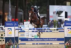 Koch, Philip (GER) Cracker Jack<br /> Paderborn - Paderborn Challenge 2016<br /> © www.sportfotos-lafrentz.de